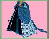 Blue Gypsy Skirt