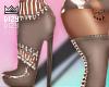 Banshe Nude Boots RL