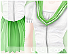 `MOÉ| Green Uniform.