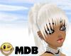 ~MDB~ IVORY LATISHA HAIR