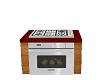 Kitchen Stove Cabinet