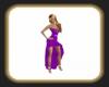 Purple Candy dress