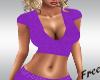 Sexy Purple Tee