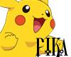 Pika Sticker