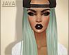-J- Snapback Hair mint
