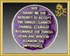 Serenity Prayer Coin
