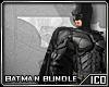 ICO Batman Bundle M
