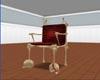 !ML Tortured Bone Chair