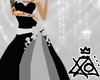 [XO] Crystal Ball Gown