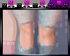 [N] RL ripped jeans