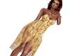 AR - Floral Golden
