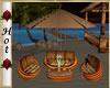 ~H~Tiki Lounge Set