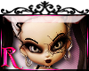 *R* Gothic Doll Sticker