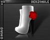 0 | Rose Booties
