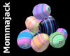 Pile of Easter Eggs 1