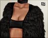!.Layer Fur Coat.