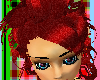 bb* red nanase hair