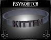 PB Kitten Collar mesh
