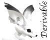 Pale White n' Silver Fox