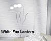 Fox Lantern