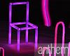 .:A:. Glow Chair
