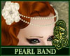 Pearl Band White