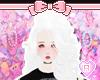 Platinum White Big Curls