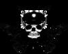 Jail Skull Sticker