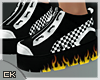 K  Gurl On Fire .. Shoes