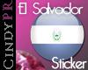 *CPR El Salvador Flag