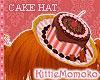 LOLITA Candy Cake Hat 1