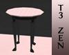 T3 Zen Sakura DisplayTbl