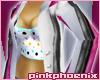 Bl/pi/wh Chinchilla Coat
