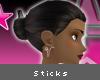 [V4NY] Sticks Black
