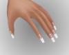 French Manicure Medium