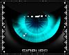 S; Bright Cyan Eyes