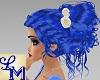 !LM Blue Updo Romance