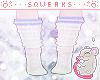 [S] Kids Socks Blue