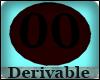 TT: Derivable Round Rug