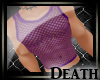 (A) PVC Net Purple Muscl
