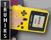 Yellow Gameboy