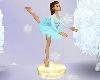 Ice Blue Ballerina