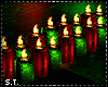ST: Xmas 2017 Candles