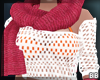 ShadePink Scarf & Glove