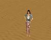 Trek Holodeck Desert