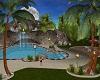 Natrual Pool Garden