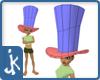 Dickensian Hat