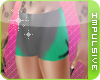 ~ID~ Mikey Shorts M 2