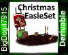 [BD]ChristmasEaselSet