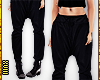 ! Chill Pants Black